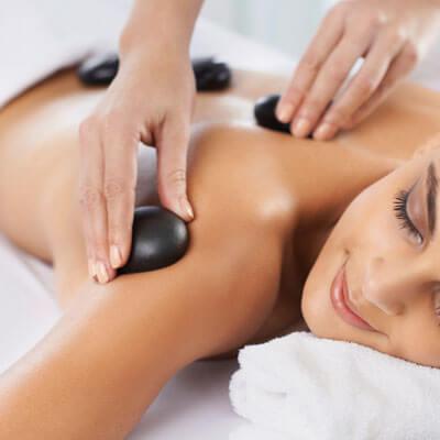 Hotstonemassage bij Acupunctuur Duiven
