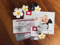 Acupunctuur Duiven cadeaubon/kadobon babyshower, massage, verjaardag, oppepper of als bedankje